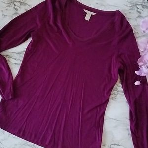 Banana Republic Long Sleeved Top